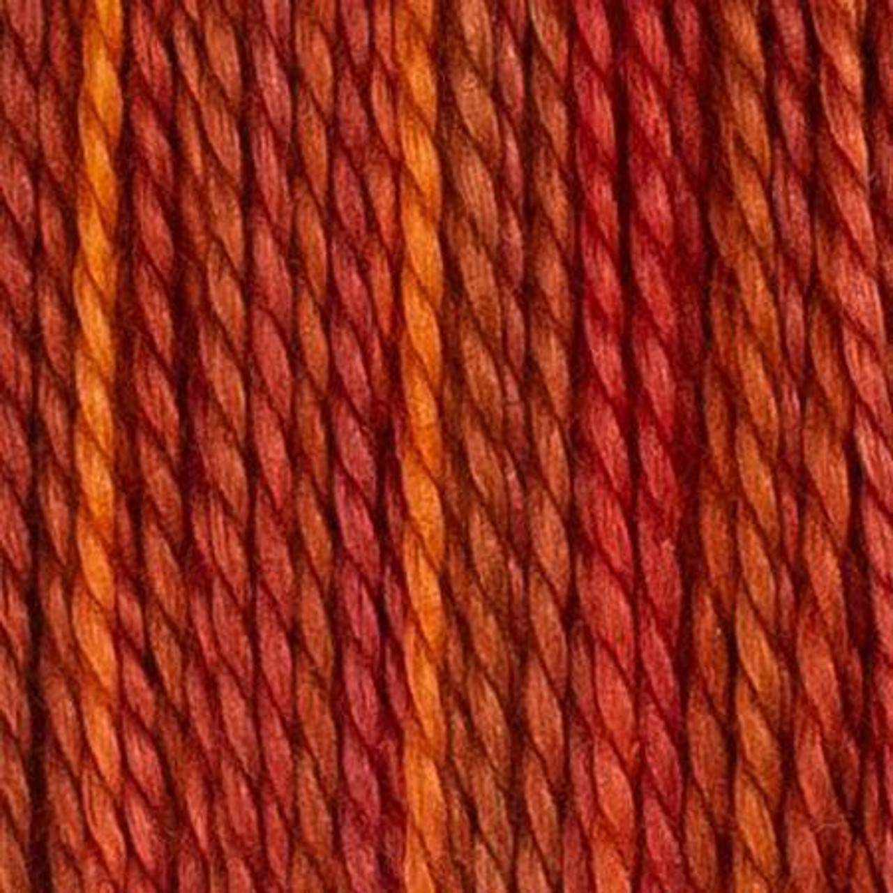 House of Embroidery : 8wt Perle Cotton - Maple (65A)