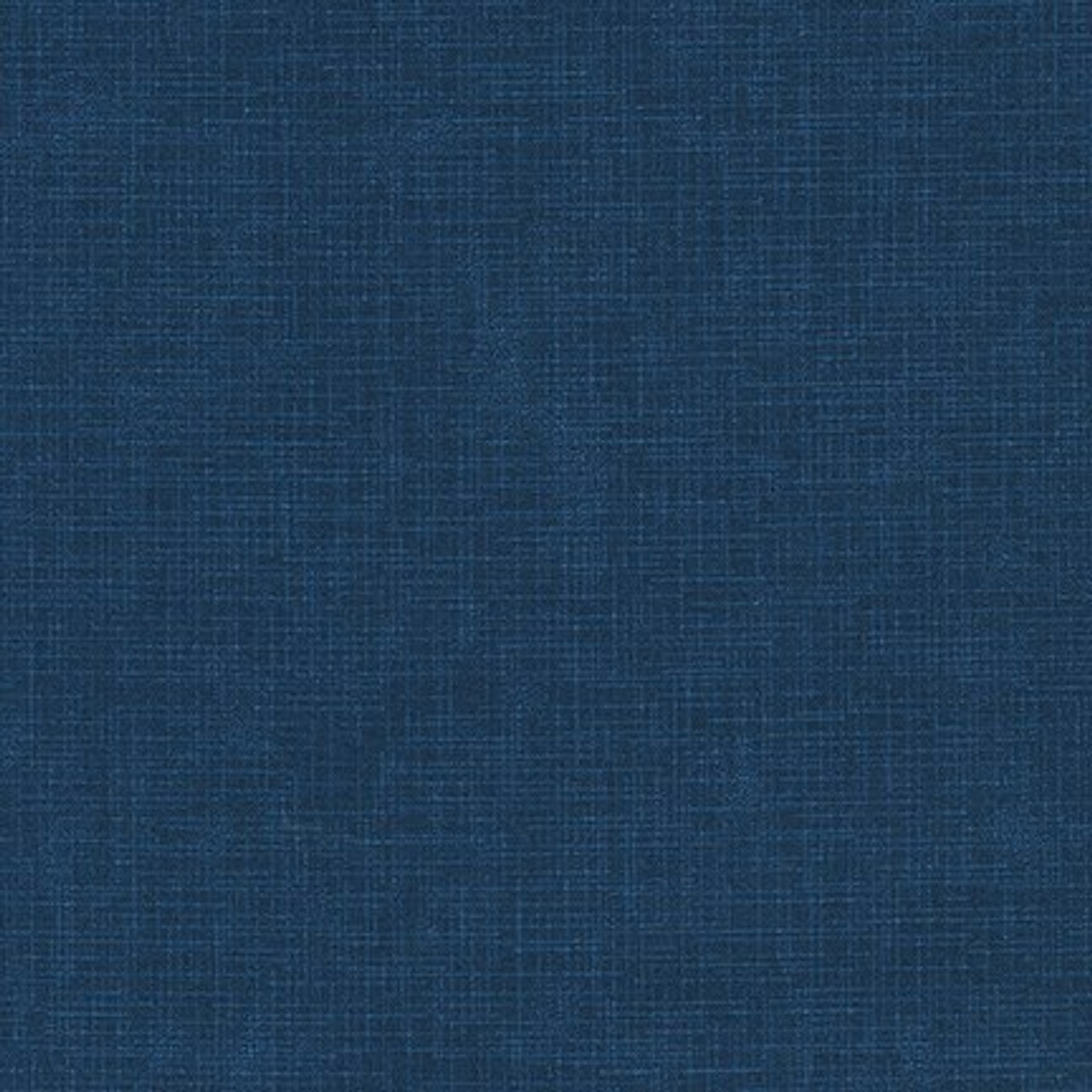 100% Cotton linen look - Teal