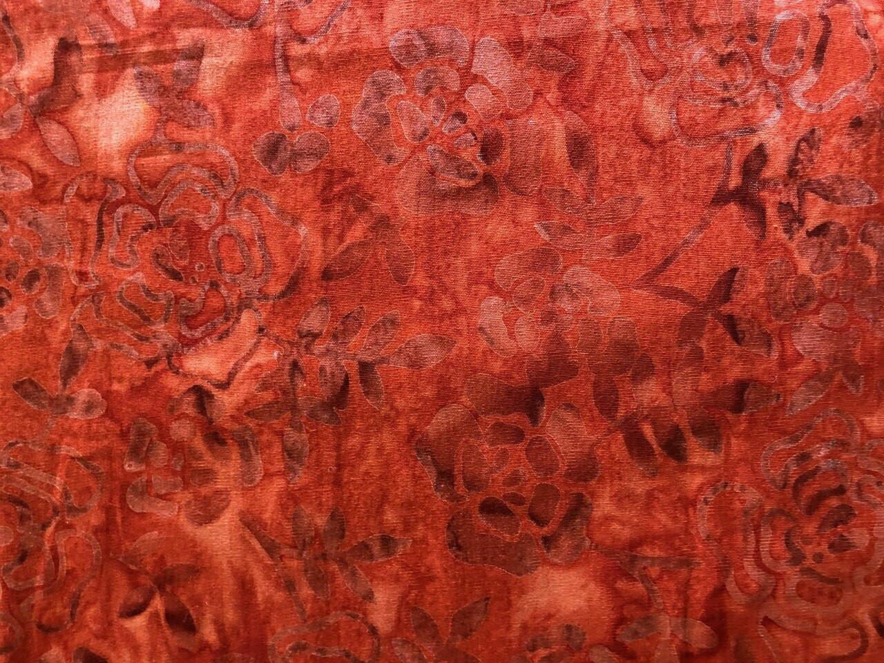 Tonga Batik - Red