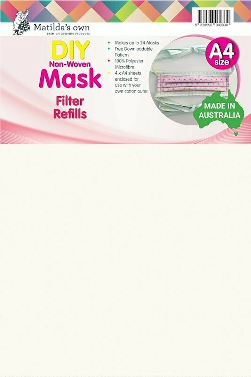 Matilda's Own Mask Filter Refills
