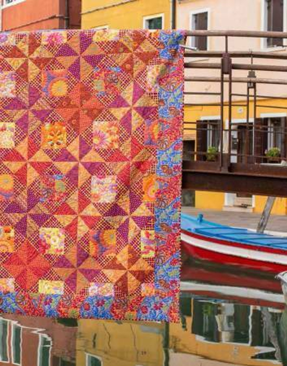 Kaffe Fasset's Quilts in Burano