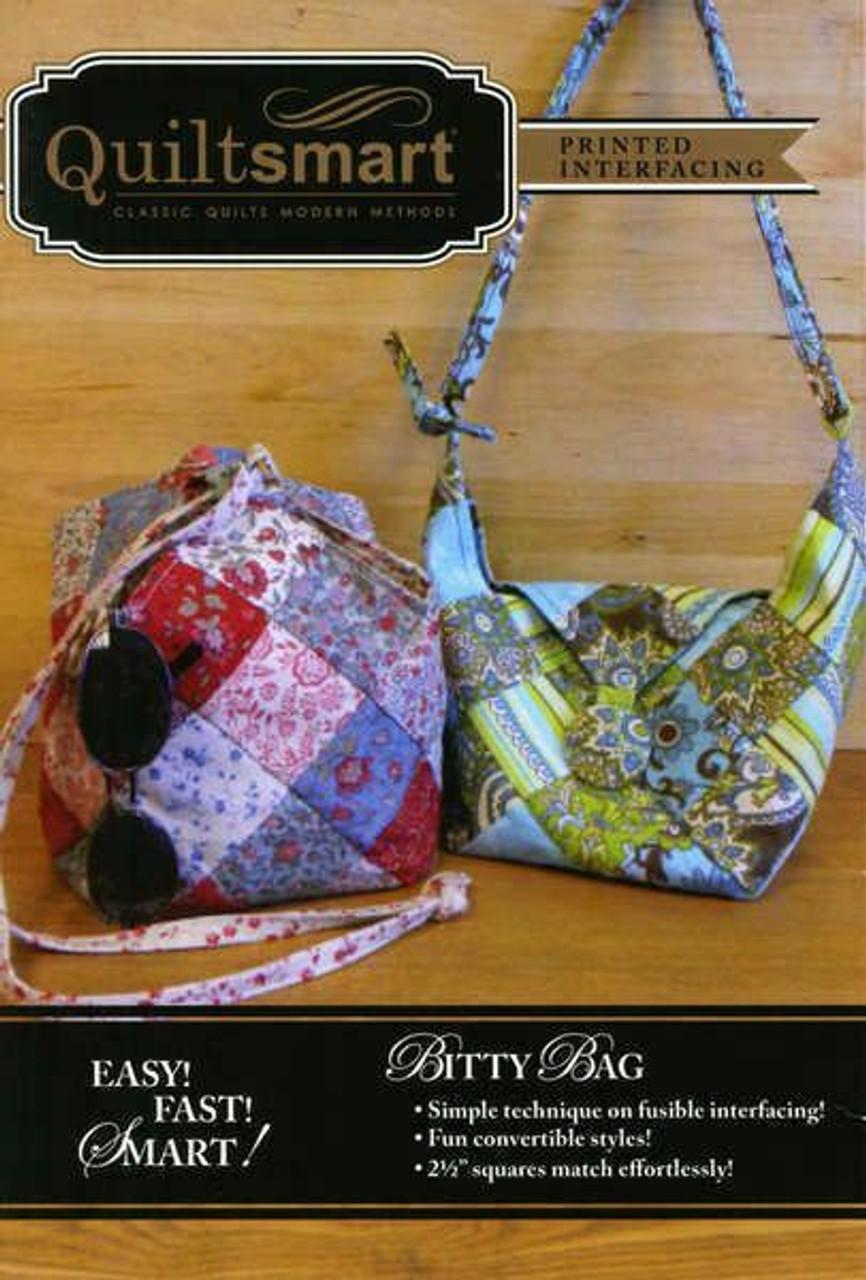 Quiltsmart : Bitty Bag