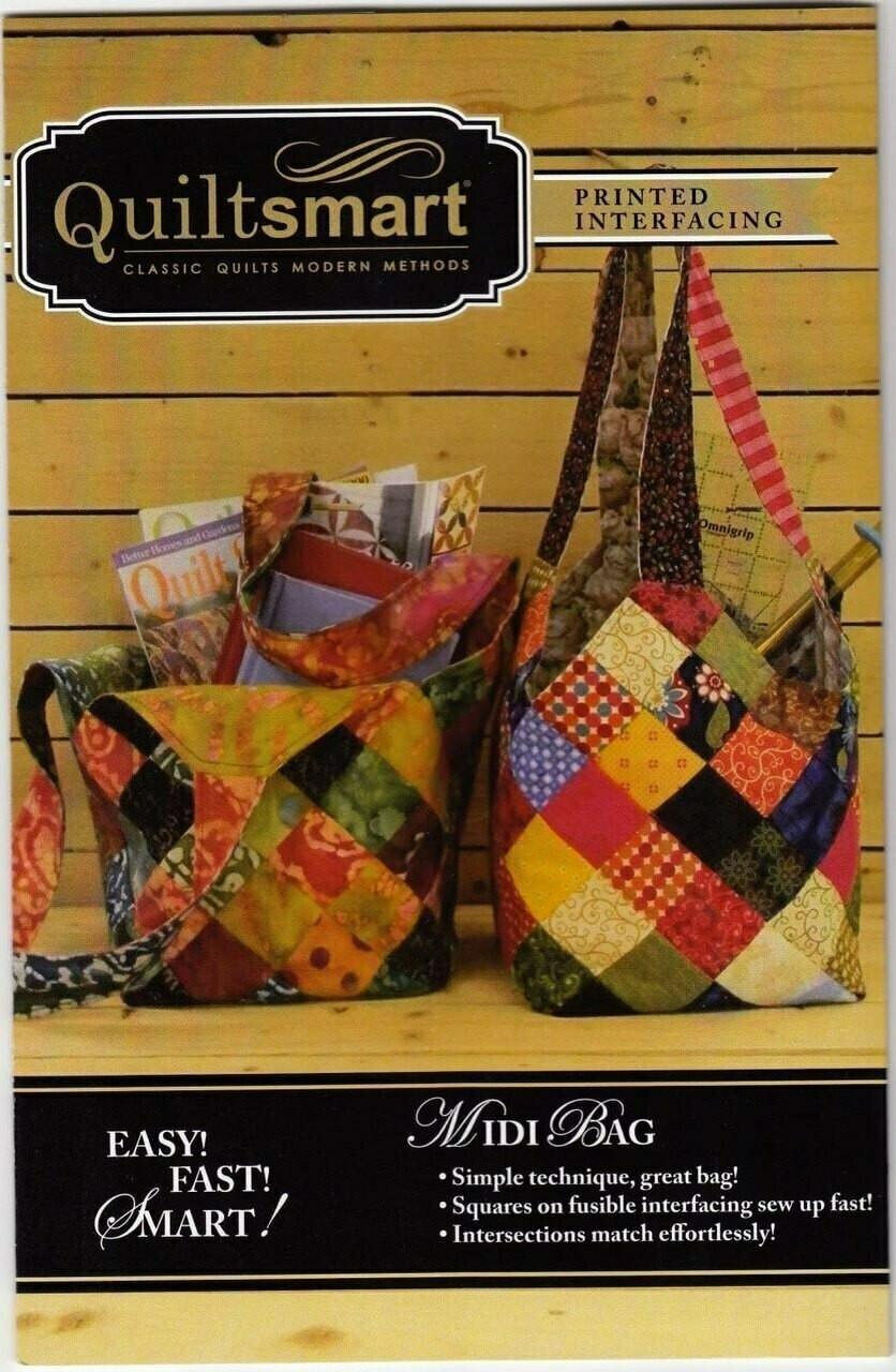 Quiltsmart : Midi Bag