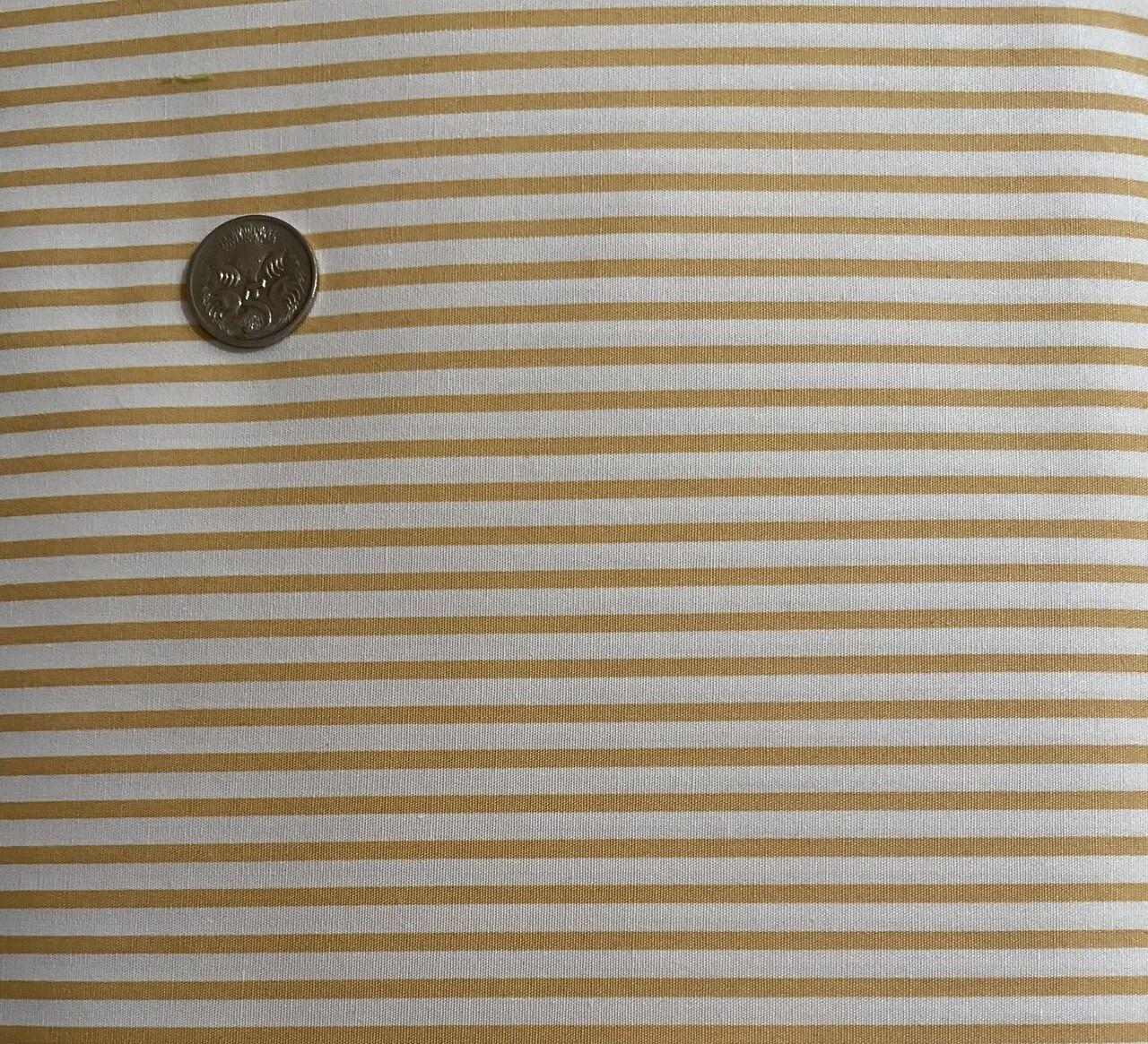 Gold and Warm White Stripe