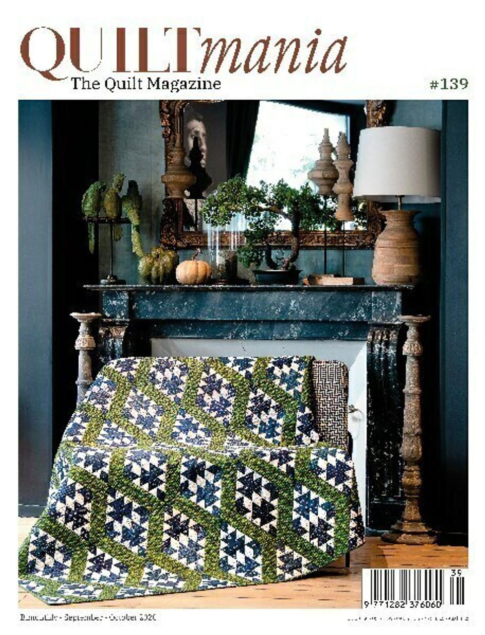 Quiltmania Magazine No.139
