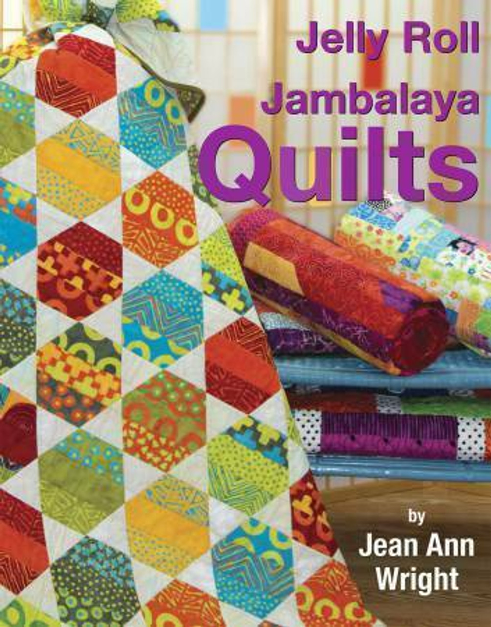 Jelly Roll Jambayla Quilts
