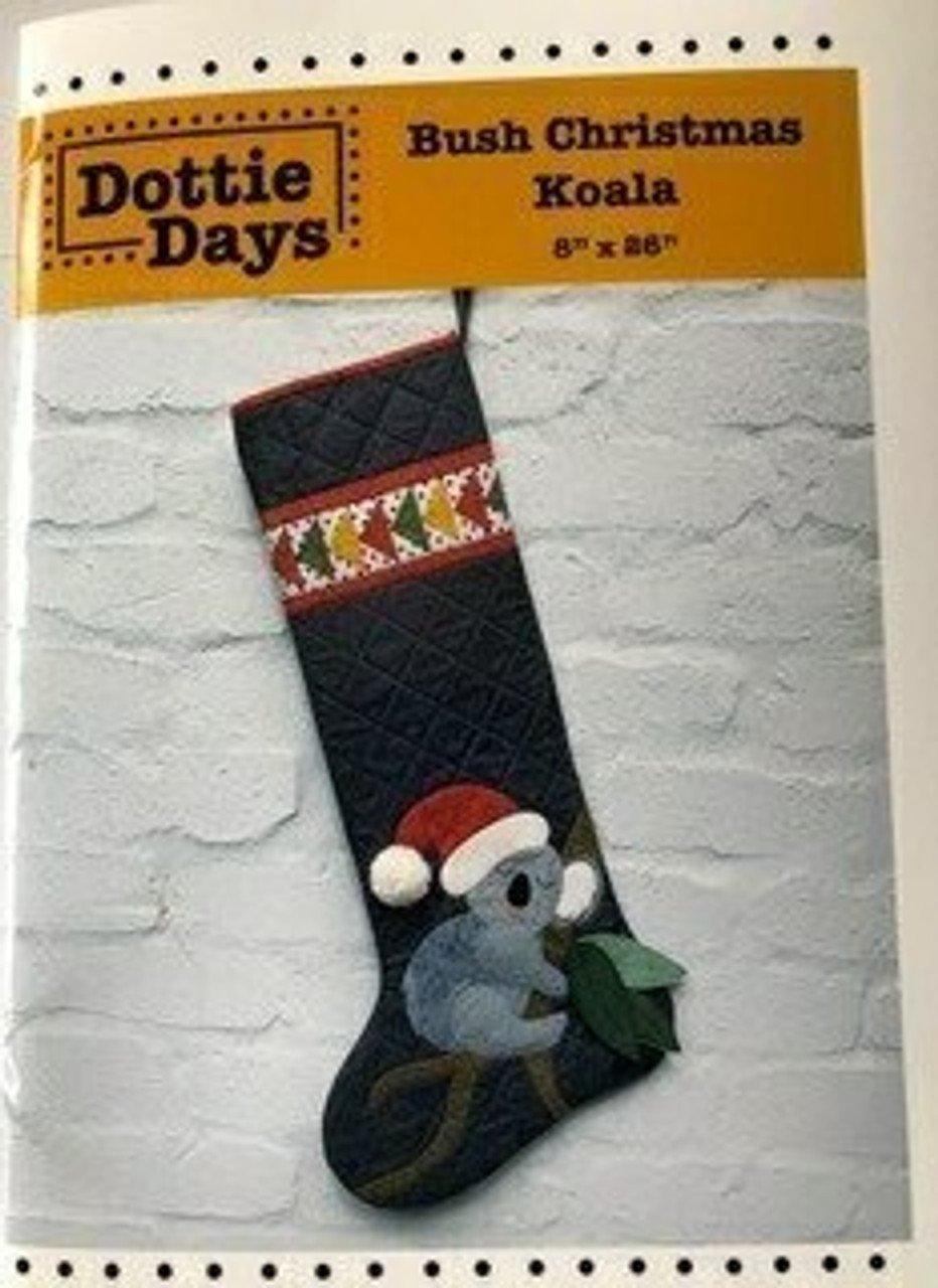 Dottie Days : Bush Christmas Koala Kit