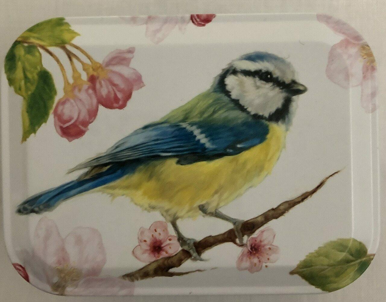Small Bird Tin
