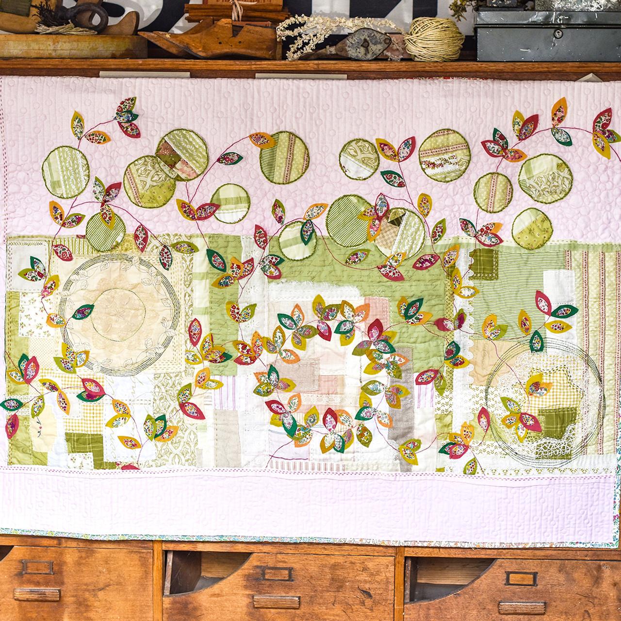 Lisa Mattock Granny Smith Template and Pattern
