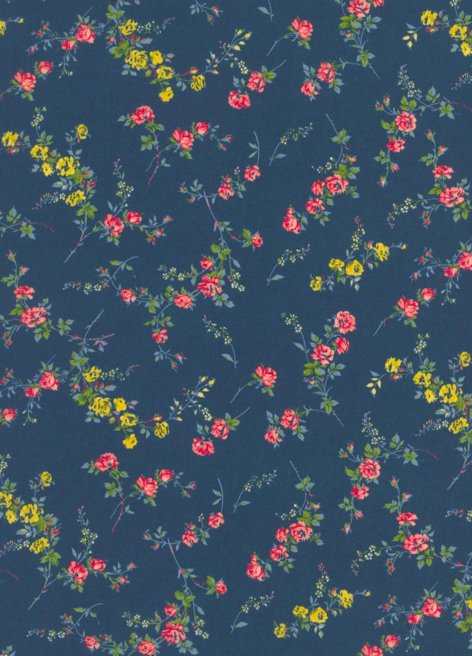 Liberty Organic Tana Lawn : Elizabeth C - Fat Sixteenth