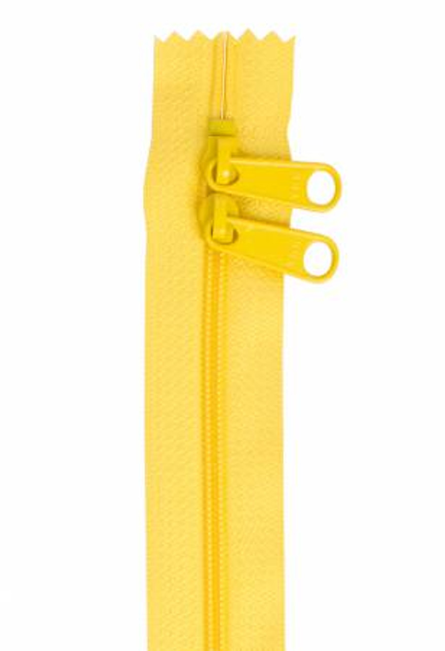 Handbag Zipper 30in - Dandelion