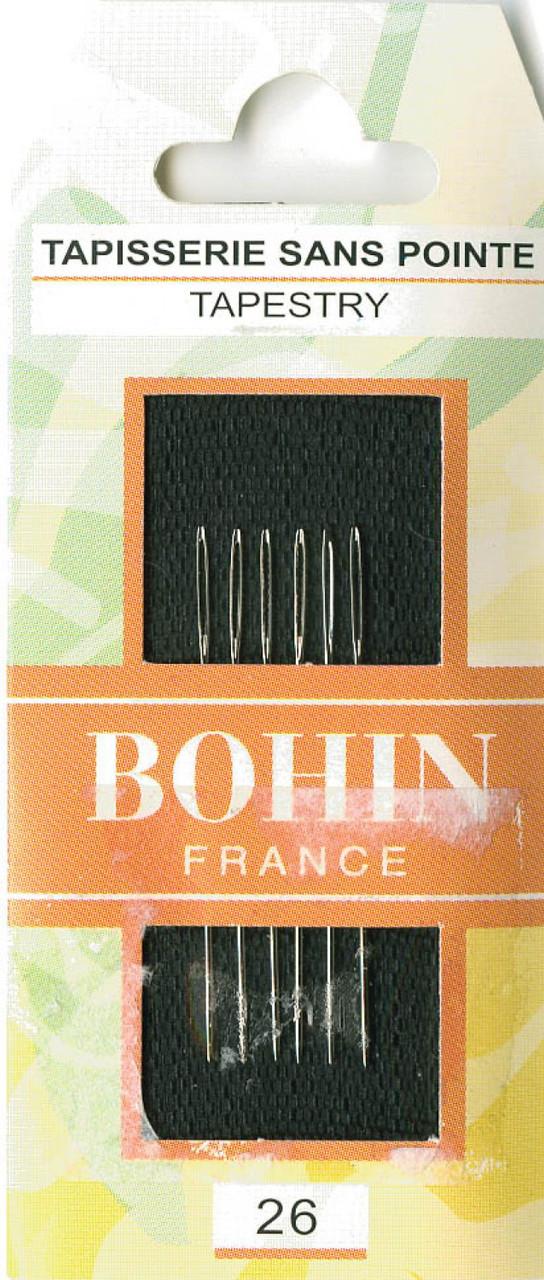 Bohin Tapestry Needle Size 26