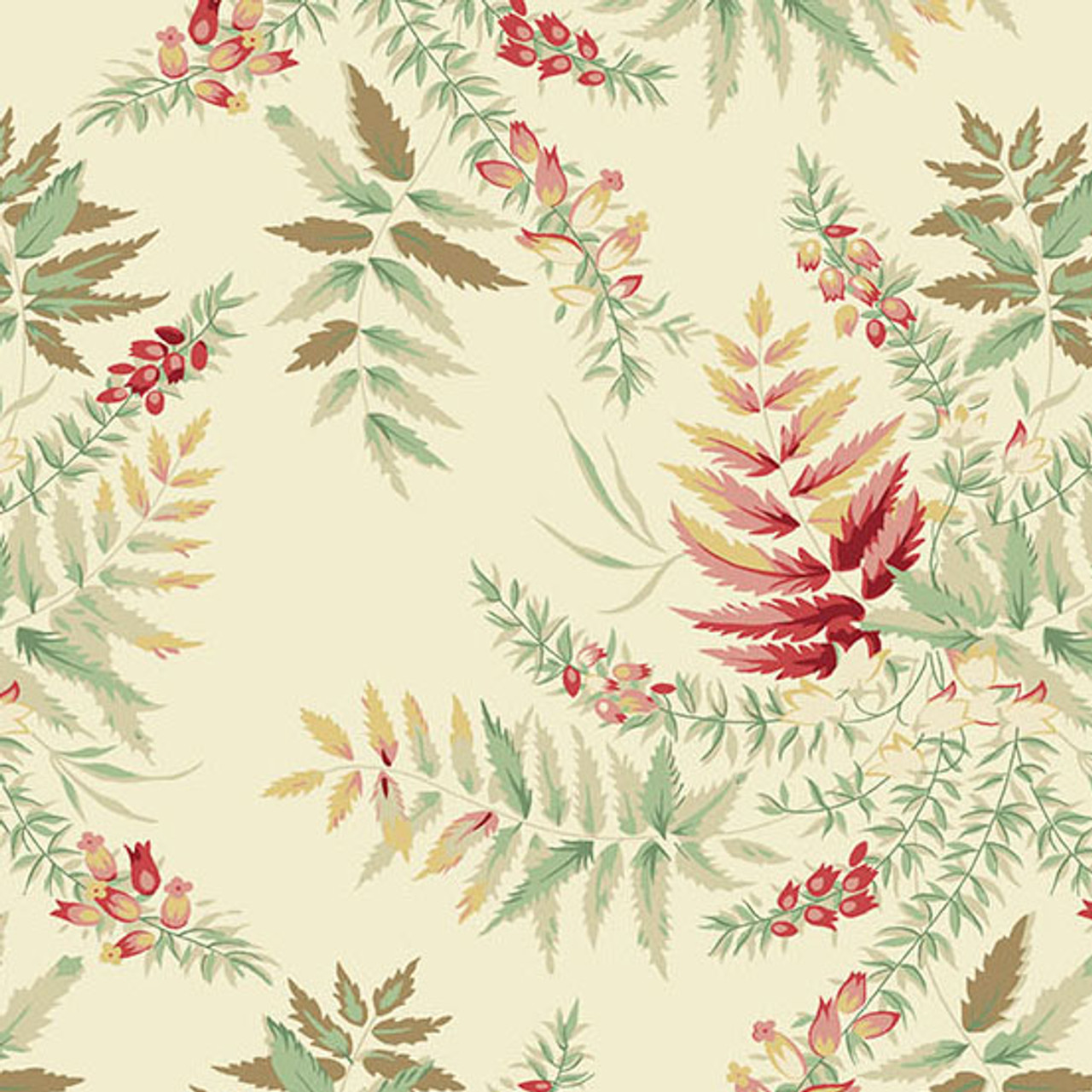 Edyta Sitar, Laundry Basket Quilts : The Seamstress, Fern - Parchment