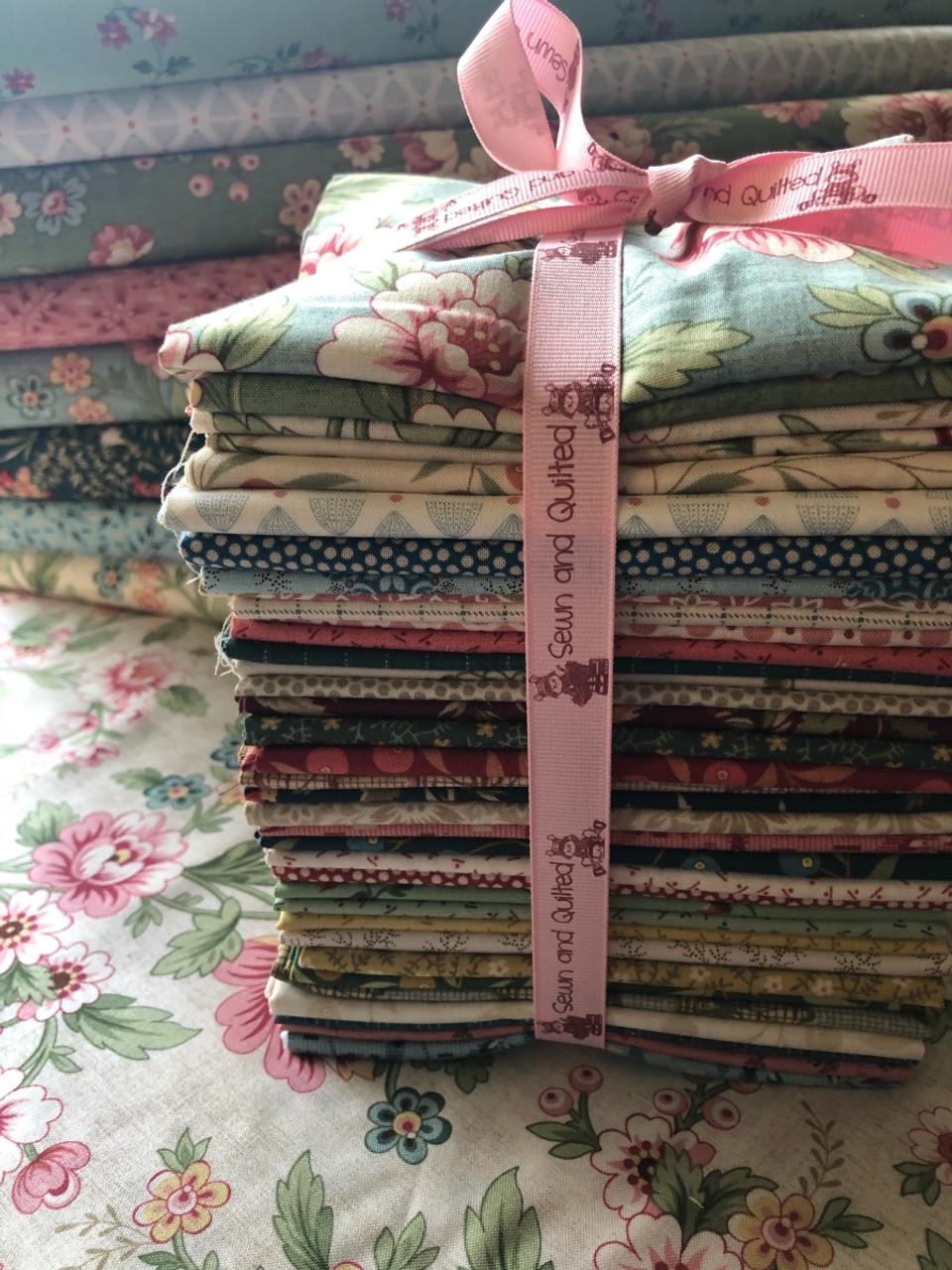 Edyta Sitar, Laundry Basket Quilts : The Seamstress - Fat Quarter Bundle