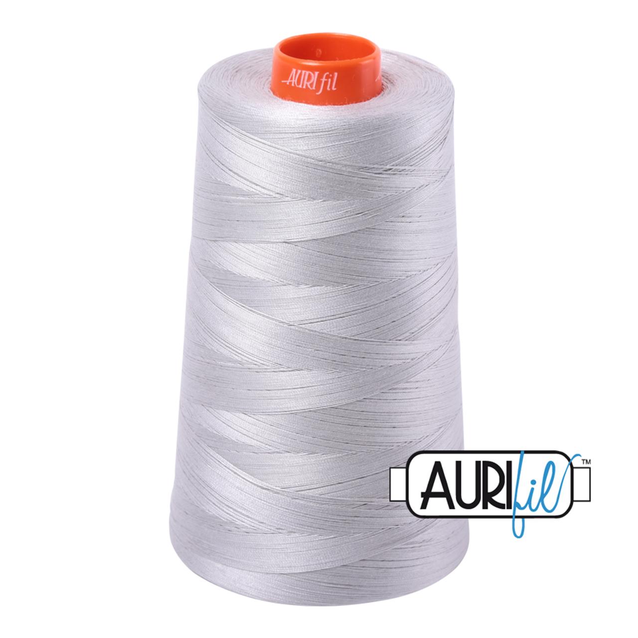 Aurifil Cone 2615 - Aluminium