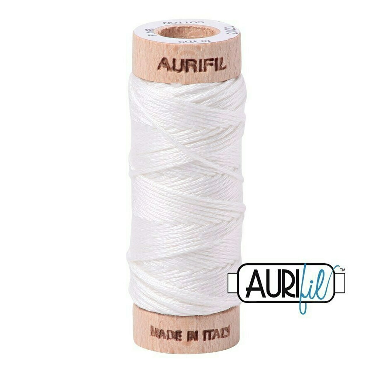 Aurifil 2021 - Natural White
