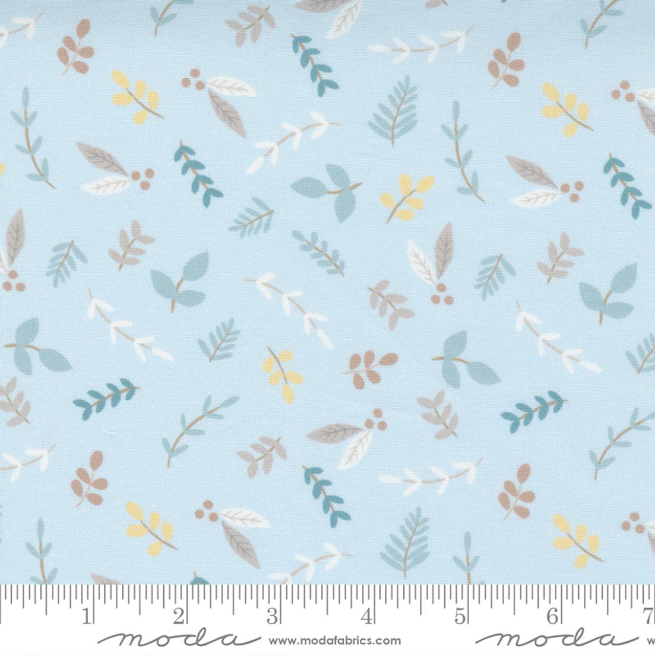 Little Ducklings : Floral Bouquet - Blue