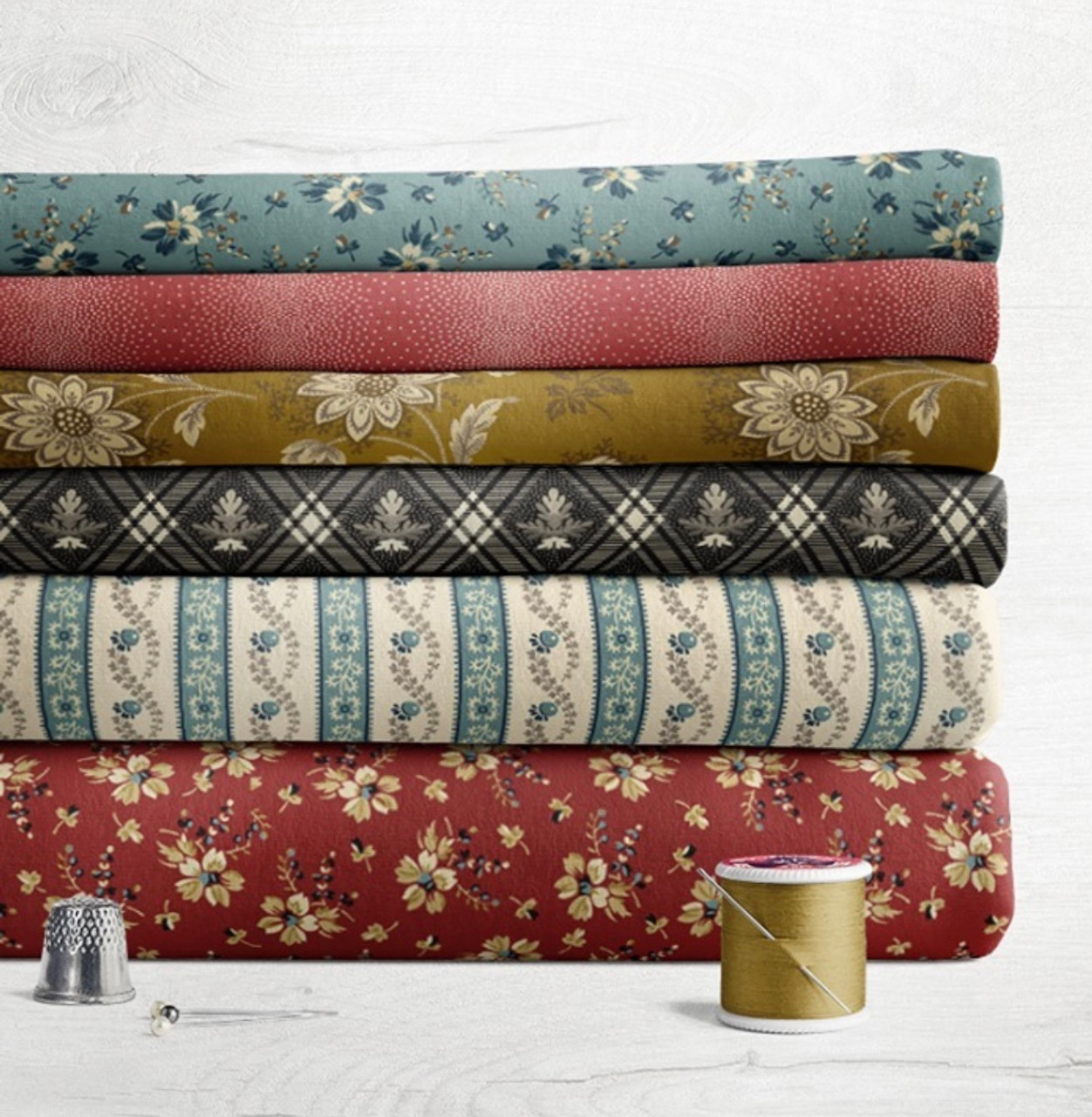 Glenfern Lodge by Max and Louise : Fat Quarter Bundle