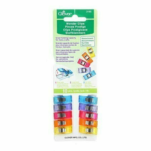 Clover Wonderclips - 10 pack