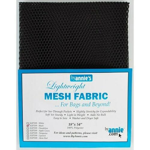 Mesh Lite Weight 18x54 White
