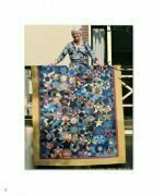 Millefiori Quilts 1 by Willyne Hammerstein