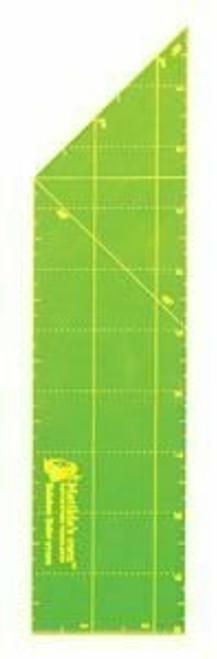 """Rainbow Ruler 2.5"""" x 10"""""""