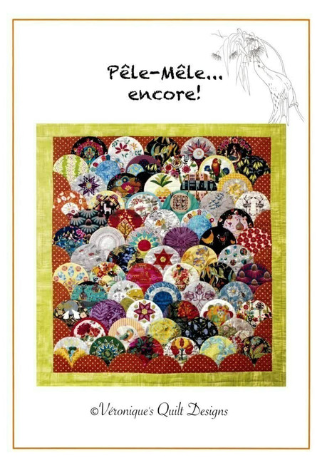 Veronique's Quilt Designs: Pele Mele