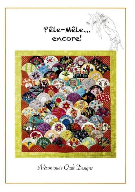 Veronique's Quilt Designs: Pele Mele