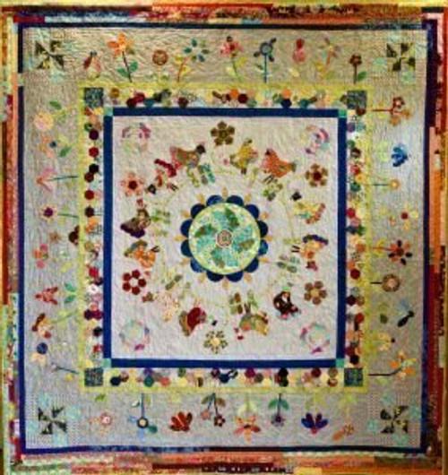Veronique's Quilt Designs: The Chook Quilt