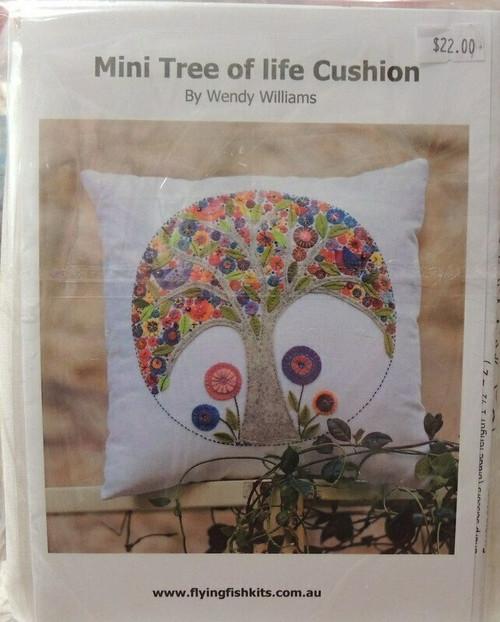 Wendy Williams : Mini Tree of Life - Cushion Pattern