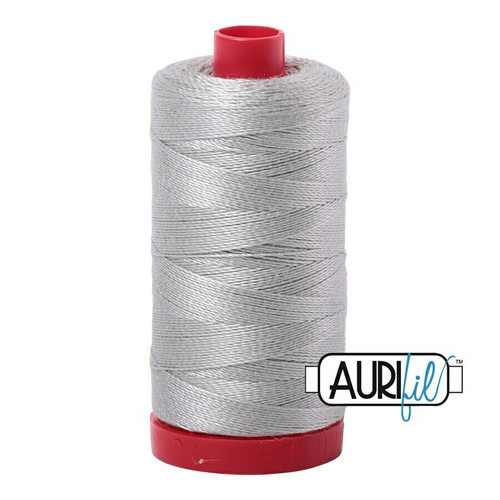 Aurifil 12wt Airstream (6726) thread