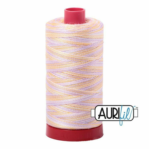 Aurifil 12wt Bari (4651) thread