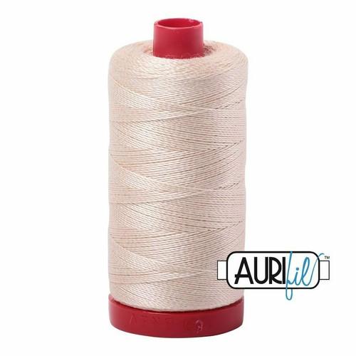 Aurifil 12wt Light Stand (2000) thread