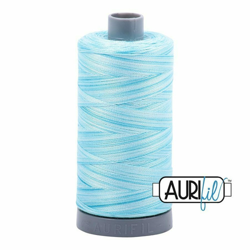 Aurifil 28wt Baby Blue Eyes (4663) thread