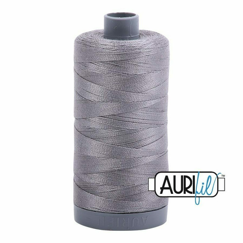 Aurifil 28wt Artic Ice (2625) thread