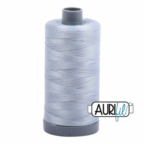Aurifil 28wt Artic Sky (2612) thread