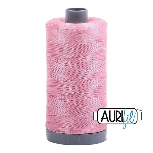 Aurifil 28wt Antique Rose (2430) thread