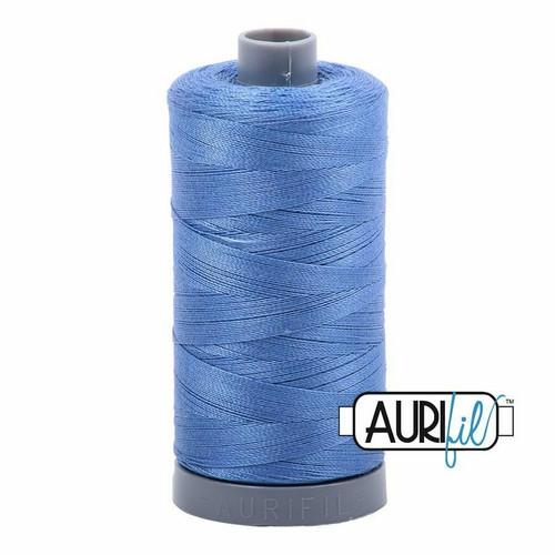 Aurifil 28wt Light Blue Violet (1128) thread