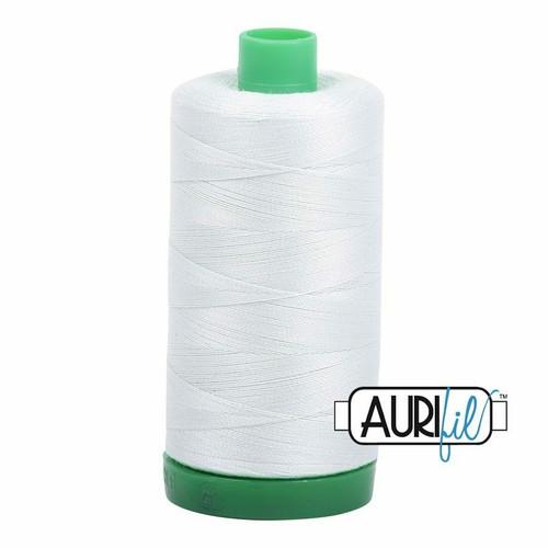 Aurifil 40wt Mint Ice (2800) thread
