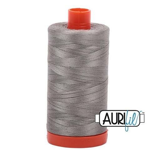 Aurifil 50wt Earl Grey (6732) thread