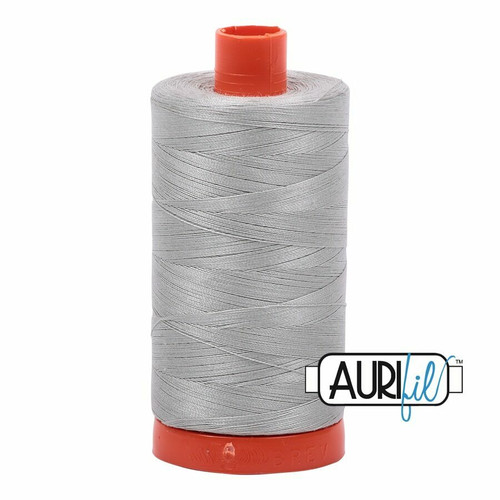 Aurifil 50wt Airstream (6726) thread