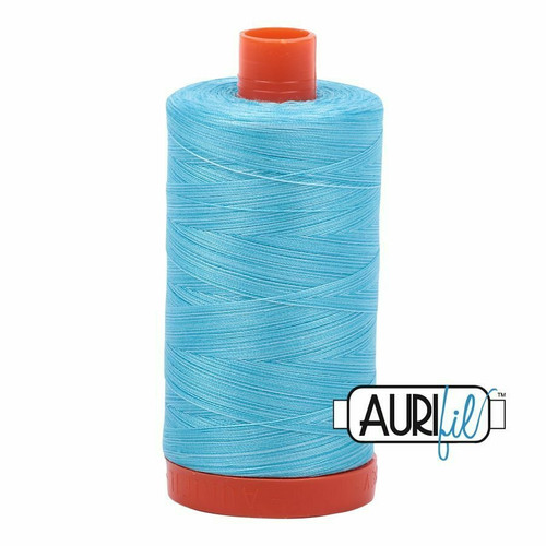 Aurifil 50wt Baby Blue Eyes (4663) thread