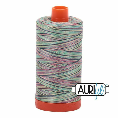 Aurifil 50wt Marrakesh (3817) thread