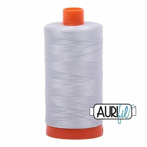 Aurifil 50wt Dove (2600) thread