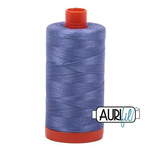 Aurifil 50wt Dusty Blue Violet (2525) thread