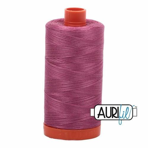 Aurifil 50wt Rose (2450) thread