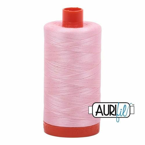 Aurifil 50wt Baby Pink (2423) thread