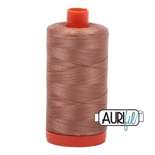 Aurifil 50wt Cafe' au Lait (2340) thread