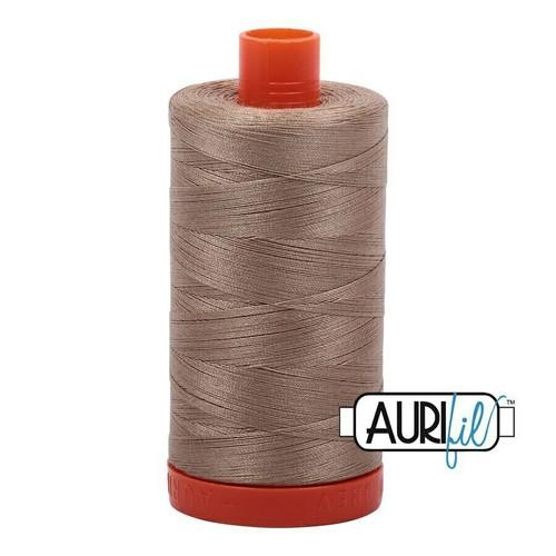 Aurifil 50wt Linen (2325) thread