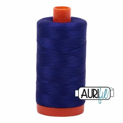 Aurifil 50wt Blue Violet (1200) thread